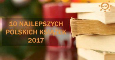 najlepsze polskie książki 2017