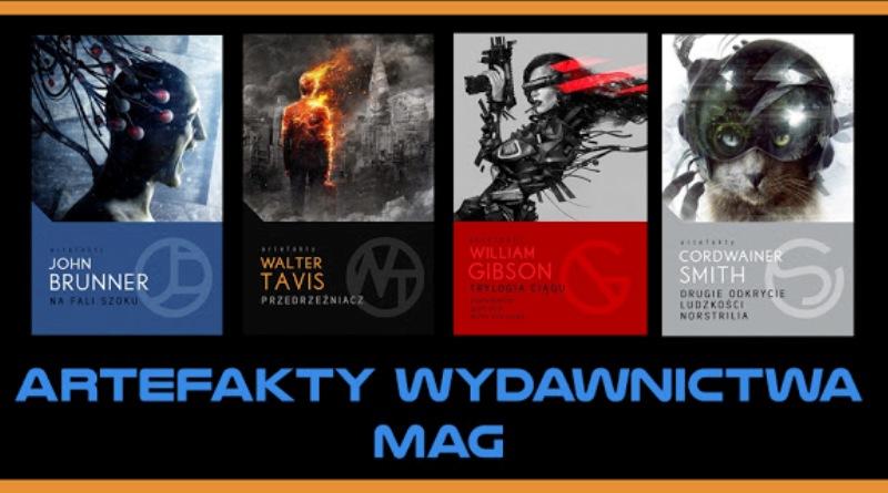 Artefakty Wydawnictwa Mag