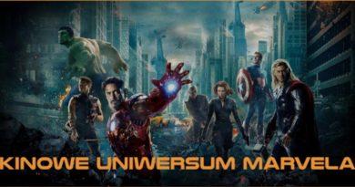 Kinowe Uniwersum Marvela