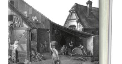 życie średniowiecznej wsi