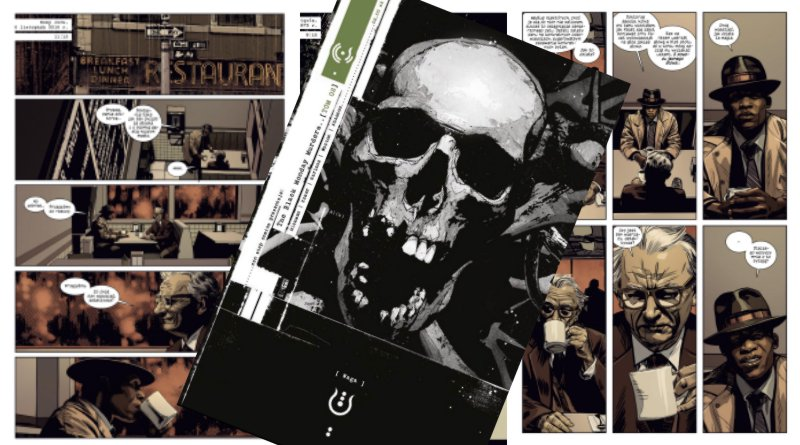 The Black Monday Murders 2
