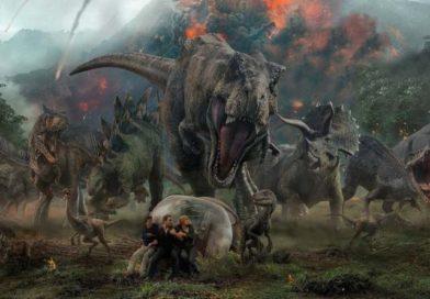 Box Office USA: mocne wejście Jurassic World!