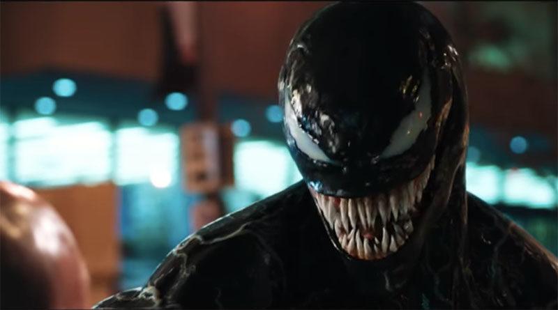 Venom zwiastun