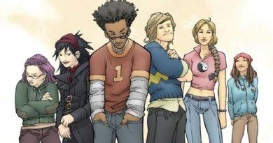 runaways komiks recenzja