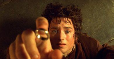 władca pierścieni gra