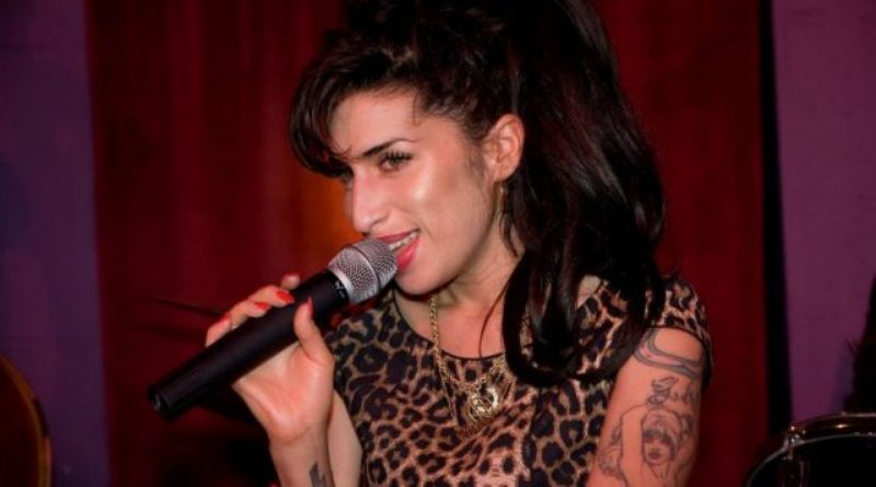 amy winehouse film