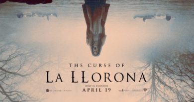 The Curse of La Llorona