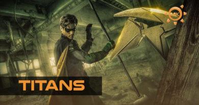 titans serial recenzja