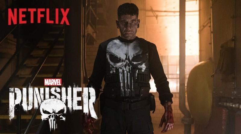Styczeń na Netflix: Punisher i inne nowości