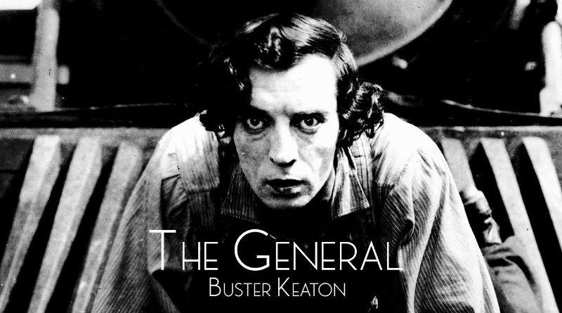 buster keaton generał