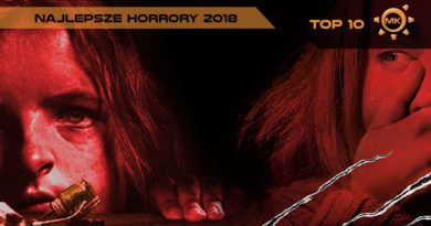 najlepsze horrory 2018