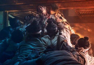 """""""Kingdom"""" – zwiastun serialu z samurajami i zombie"""