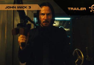 "Zwiastun ""John Wick – Parabellum"""