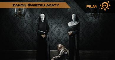 recenzja zakon świętej agaty