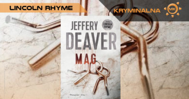 Jeffery Deaver. Mag – recenzja