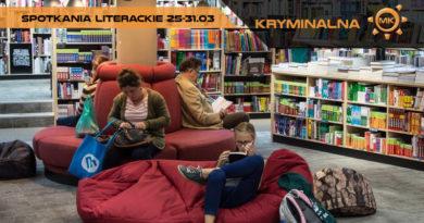 Kryminalne Spotkania Literackie 25-31 marca