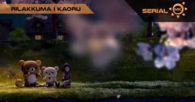 """Kwitnące wiśnie i pluszaki. """"Rilakkuma i Kaoru"""" od Netflixa"""