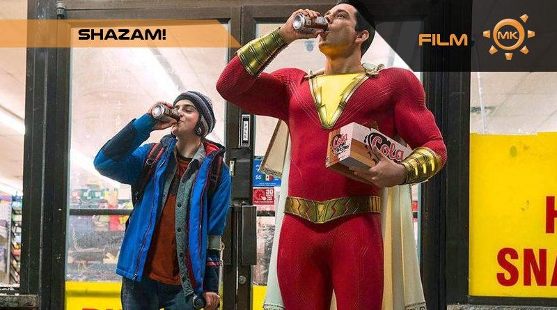 """""""Shazam!"""" – zwrot w uniwersum DC? Recenzja filmu"""