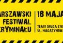 Warszawski Festiwal Kryminału (program)