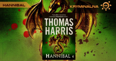 Thomas Harris. Hannibal – recenzja
