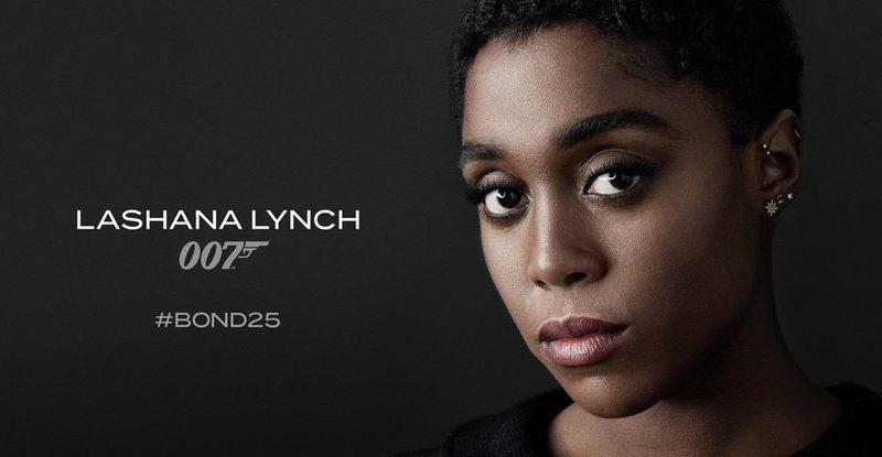 Lashana Lynch nowym agentem 007?