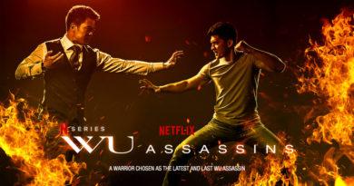 "Recenzja serialu ""Wu Assassins"""