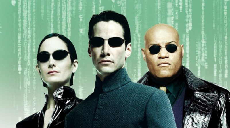 Neo i Trinity w nowym Matrixie!