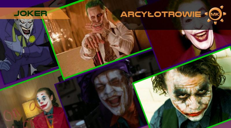 Arcyłotrowie kina – Joker
