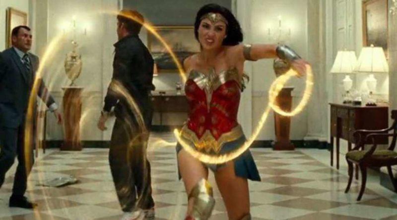 "Zwiastun filmu ""Wonder Woman 1984"""