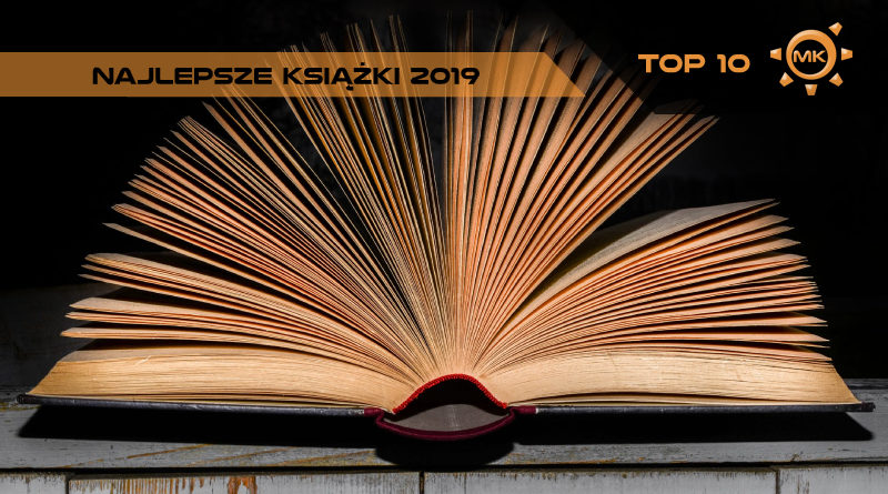 Top 10: Najlepsze książki 2019