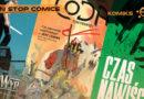 Nowości komiksowe Non Stop Comics – styczeń 2020