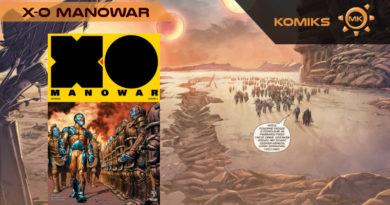 X-O Manowar. Generał – recenzja