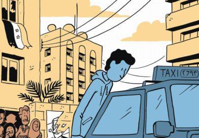 Odyseja Hakima: z Syrii do Turcji – recenzja komiksu