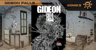 Gideon Falls. Czarna Stodoła – recenzja