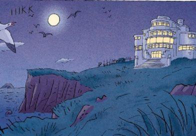 Klub Detektywów. Jean Harambat – nowy komiks od Wydawnictwa Marginesy