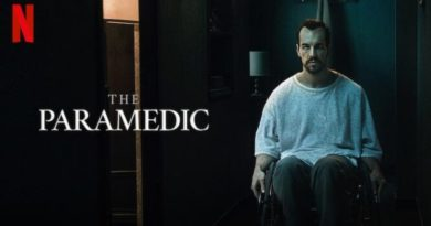 "Recenzja filmu ""Ratownik"" Netflixa"