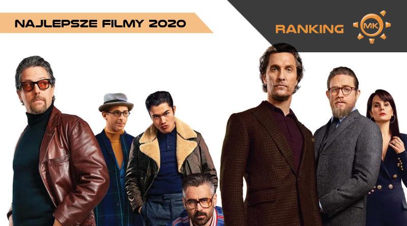 TOP 10: Najlepsze filmy 2020