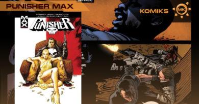 Punisher MAX. Tom 6 – recenzja