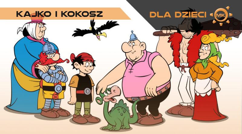 Kajko i Kokosz. Z komiksu na mały ekran – recenzja