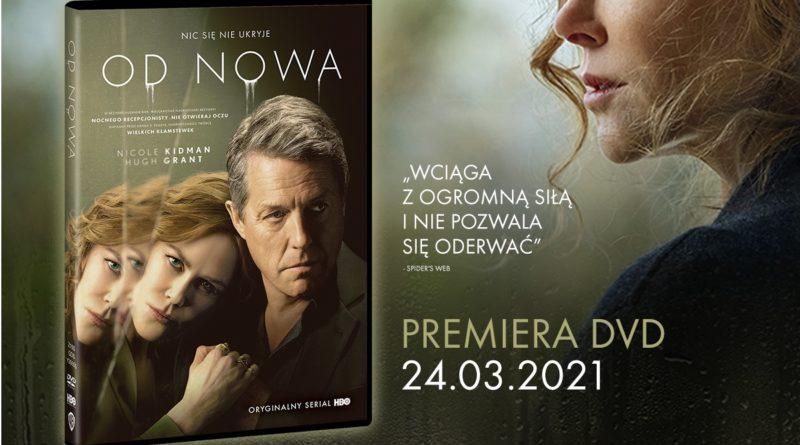 """Recenzja DVD serialu """"Od Nowa"""""""