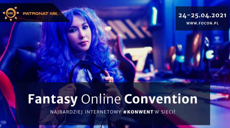 Konwent fantastyki w Internecie! Nadchodzi FOCON!