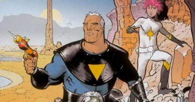 """Powstaje adaptacja komiksu """"Starlight"""" Millara"""