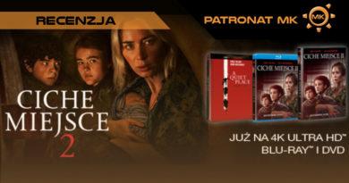Ciche Miejsce II – recenzja wydania DVD