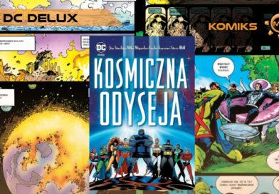 Kosmiczna Odyseja – recenzja komiksu