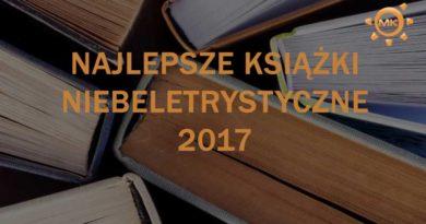 najlepsze książki niebeletrystyczne 2017