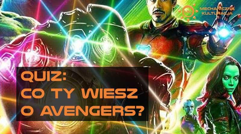 Quiz Avengers