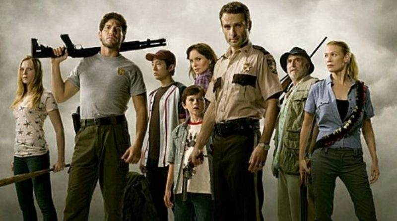 the walking dead recenzja
