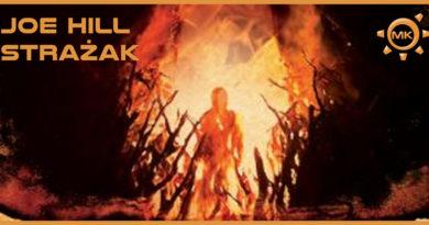 Joe Hill Strażak