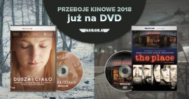 dusza i ciało dvd