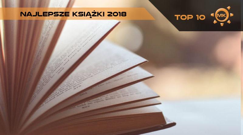 najlepsze książki 2018